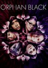 Rent Orphan Black on DVD