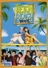 Rent Teen Beach Movie on DVD