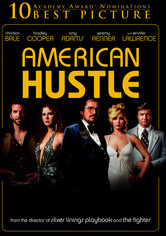 Rent American Hustle on DVD