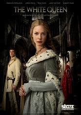 Rent The White Queen on DVD