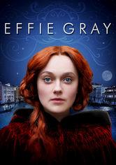 Rent Effie Gray on DVD