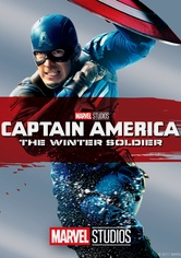 Rent Captain America: The Winter Soldier on DVD