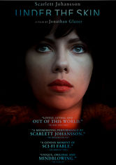 Rent Under the Skin on DVD