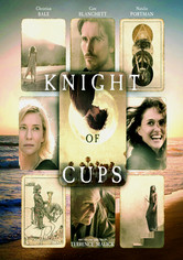 Rent Knight of Cups on DVD