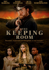 Rent The Keeping Room on DVD