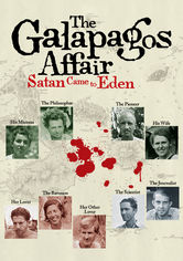 Rent The Galapagos Affair: Satan Came to Eden on DVD