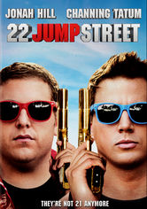 Rent 22 Jump Street on DVD