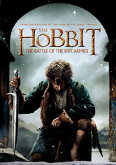 Rent The Hobbit: The Battle of the Five Armies on DVD
