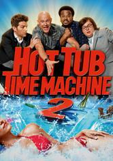 Rent Hot Tub Time Machine 2 on DVD
