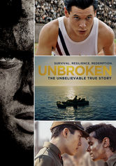 Rent Unbroken on DVD