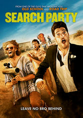 Rent Search Party on DVD