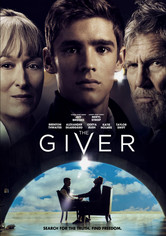 Rent The Giver on DVD