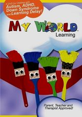 Rent My World Learning: Autism Learning Tools on DVD