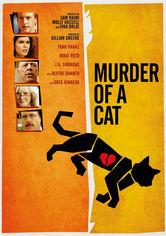 Rent Murder of a Cat on DVD