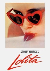 Rent Lolita on DVD