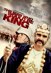 Rent The Man Who Would Be King on DVD