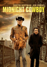 Rent Midnight Cowboy on DVD