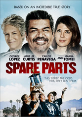Rent Spare Parts on DVD