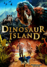 Rent Dinosaur Island on DVD