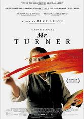 Rent Mr. Turner on DVD