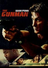 Rent The Gunman on DVD