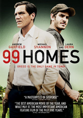 Rent 99 Homes on DVD