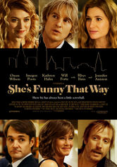 Rent She's Funny That Way on DVD