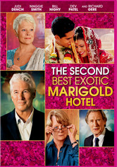Rent The Second Best Exotic Marigold Hotel on DVD