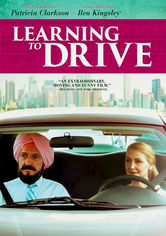 Rent Learning to Drive on DVD