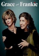 Rent Grace and Frankie on DVD