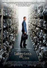 Rent Labyrinth of Lies on DVD