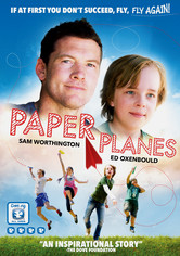 Rent Paper Planes on DVD