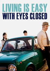 Rent Living Is Easy with Eyes Closed on DVD