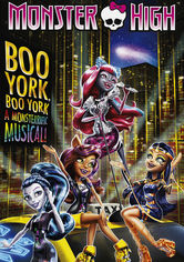 Rent Monster High: Boo York, Boo York on DVD