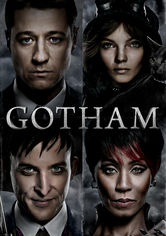 Rent Gotham on DVD