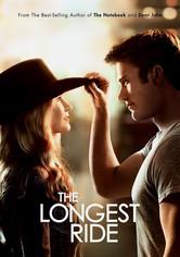 Rent The Longest Ride on DVD