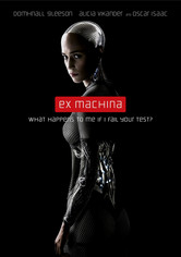 Rent Ex Machina on DVD