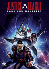 Rent Justice League: Gods & Monsters on DVD