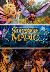 Rent Strange Magic on DVD