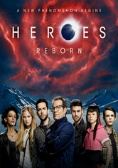 Rent Heroes Reborn on DVD