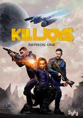 Rent Killjoys: Season 1 on DVD