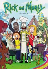 Rent Rick and Morty: Season 2 on DVD