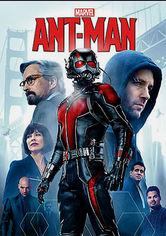 Rent Ant-Man on DVD