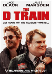 Rent The D Train on DVD