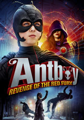 Rent Antboy: Revenge of the Red Fury on DVD