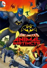 Rent Batman Unlimited: Animal Instincts on DVD