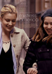 Rent Mistress America on DVD