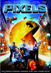 Rent Pixels on DVD