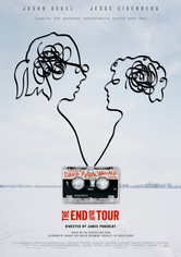 Rent The End of the Tour on DVD