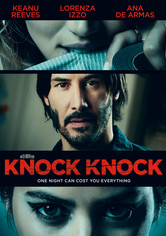 Rent Knock Knock on DVD